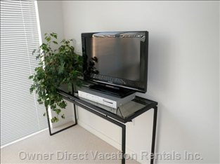 Lcd TV and DVD