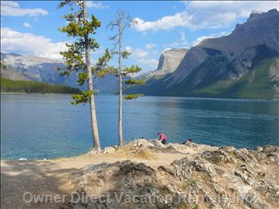 Lake Minnewanka Picnic Grounds