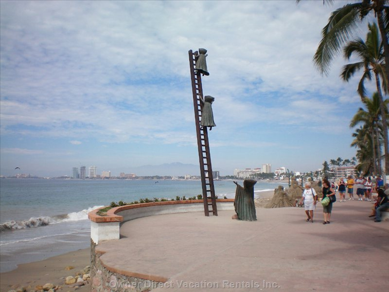 Malecon - Seaside Boardwalk
