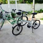 2 Bike Available upon Requests.