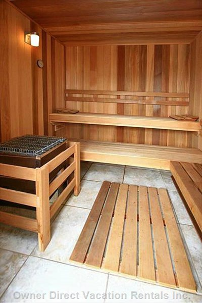 Resort Sauna