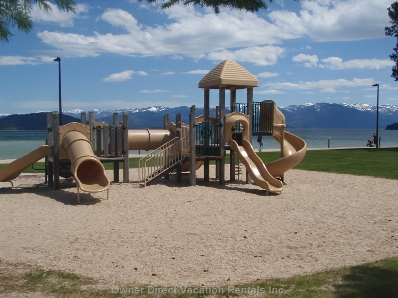 Playground at City Beach