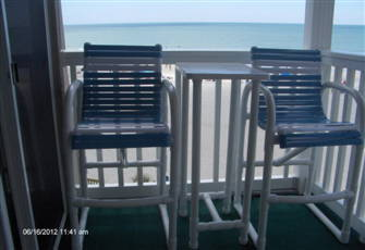 Oceanfront Myrtle Beach Condo - Sea Breezes at Carters' Cove