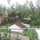 Front View from Balcony