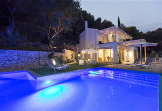 Brand New Villa in Agni Corfu