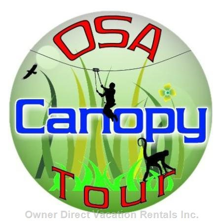 Onsite. The Osa Canopy Tour; one of the Southern Zone's Finest Zip Lines