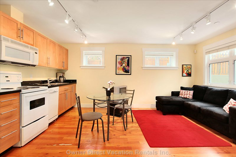 Living/Dinning/Kitchen