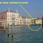 San Toma Vaporetto Stop at 60 M. From the Apartment