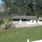 We Can Board and Bale up to 2 Horses. Riding Trails on our 10 Acre Property and all Around.