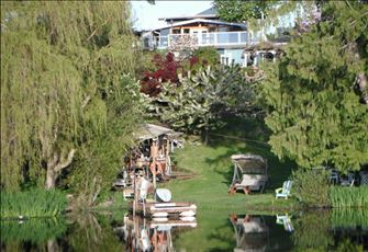 2010 Olympics territory. Vancouver Island - Lakeside Private Home in Victoria BC