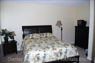 3rd Large Room - the Adult Style Room is Upstairs with Modern Decor.