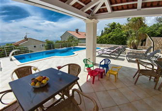 Luxurious Seaview Villa with Pool, Plat
