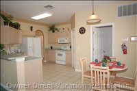 Kitchen Area - Home from Home with everything you Will Require to Make you Vacation Enjoyable