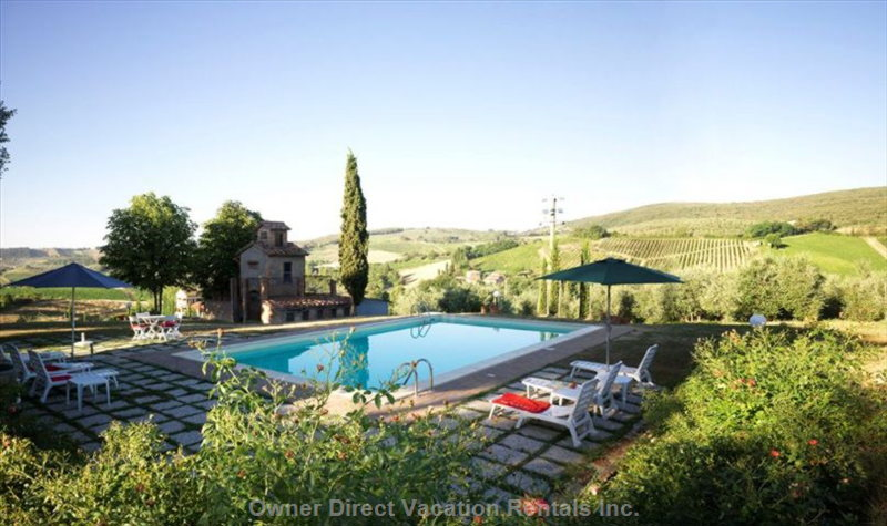 Swimming Pool and Views