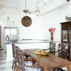 Spacious Dining and Luxury Kitchen to Make a Balinese Feast