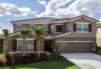 **Grand Opening** Solterra 7 Br Pool Villa,Steps to Clubhouse,no Rear Neighbor!!