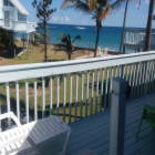 You Will Enjoy an Oceanview, Ocean Breeze and Sound of the Waves from this Deck