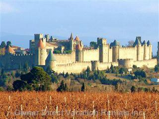 The Fairy-Tale Town of Carcassonne
