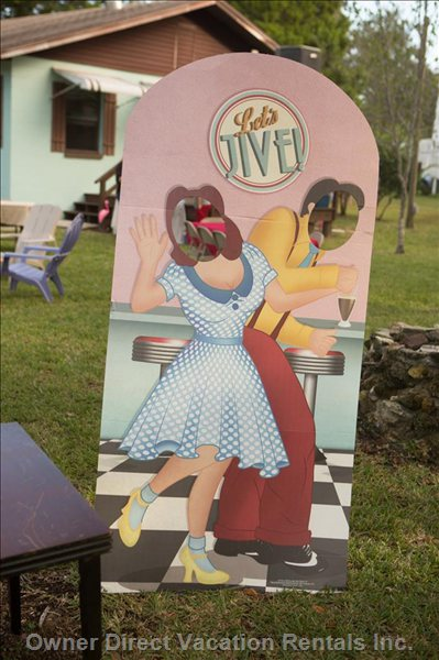 50's Photo Booth