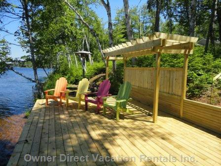 Water Side Deck