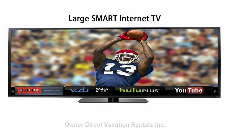 Large Smart Google Chromecast  Internet Tv