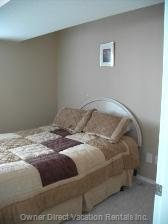 Bedroom - Queen Bed