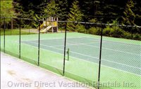 Tennis Court - Private Tennis Court in Complex
