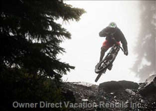 Whistler Mountain Bike Park has something for Every Level of Rider