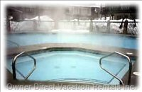 Large Oxygenated Hot Tub