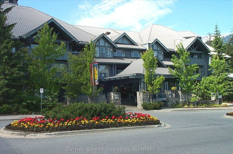 Whistler House in Canada #5507