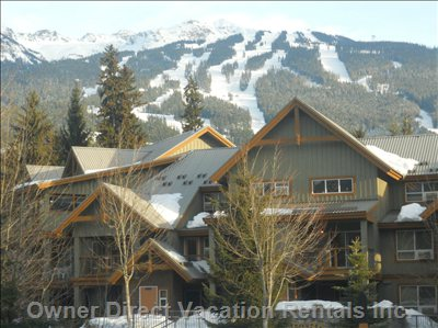 Welcome to your Home Away from Home in Whistler