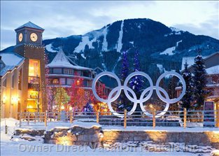 Whistler Hosted the World during the 2010 Winter Olympic Games
