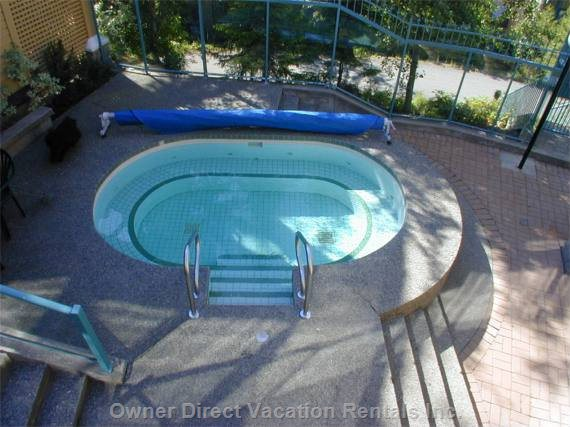 Hot Tub is Available Winter and Summer