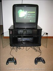 Game System with Games