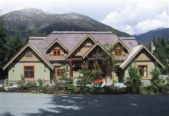 Luxury 5 Star-  9 Bedroom Chalet - Whistler Premium Vacation Rental - Max 18