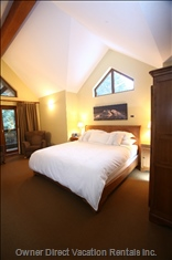 Hemlock Room with Ensuite and Large Balcony