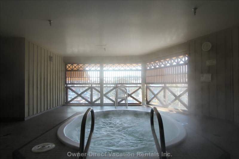 Common Area Hot Tub