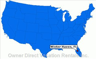 Winter Haven Map - in Case anyone Wants to Know Where Winter Haven is - we Are in the Heart of Central Florida