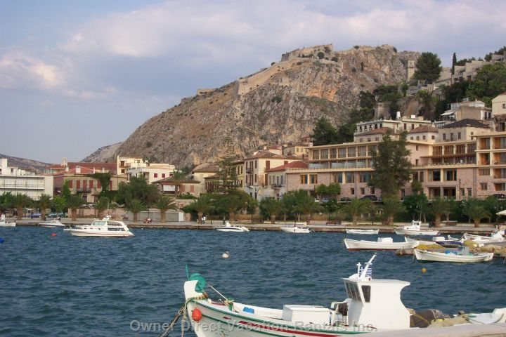Picturesque Nafplio