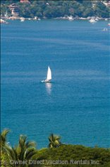 Sailing and other Water Sports on Manzanillo Bay - Access within 5 Minutes