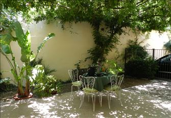 House with Secret Garden in South Sardinia