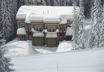 Luxury Mountain Home with Excellent Ski in/out to Downhill and Nordic Trails