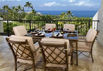 Gorgeous Ocean View Condo in Keauhou Resort area of Kailua Kona - 2 bed + loft