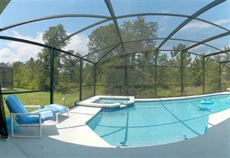 The ultimate vacation home with 30x15 ft pool and spa