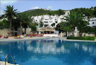 Charming Place in Moraira Costa Blanca Spain