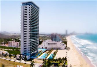 """Spectacular New Beachfront Luxury Condo"""