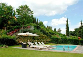 Three Bedroom Split Level Villa San Gimignano