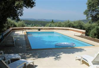 Charming Provencal Villa with Stunning View