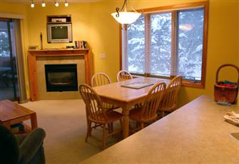 Snow Creek Village Condo