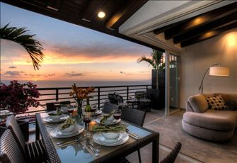 Spectacular Ocean View Penthouse at Romantic Zone / Los Muertos Beach